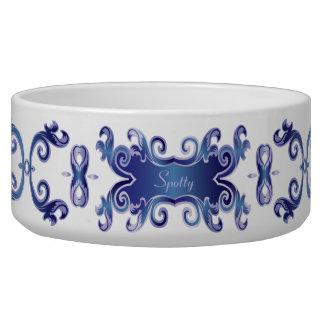 ペットボウル-青い薄紫- 1