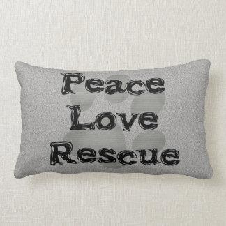 ペット採用の平和愛救助 ランバークッション