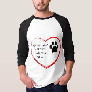 ペット採用のTシャツ Tシャツ