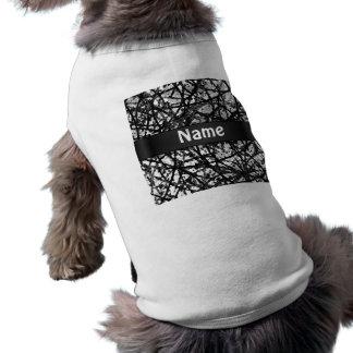 ペット衣類のグランジな芸術の抽象芸術 ペット服