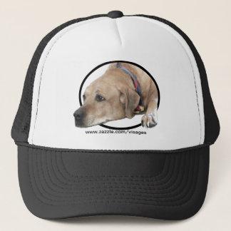 ペットRhodesian Ridgeback犬の写真 キャップ