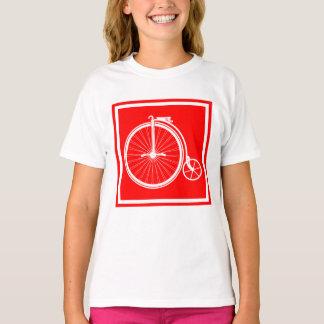 ペニーのFarthingの高い荷車引き Tシャツ