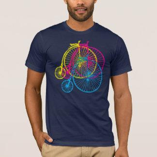 ペニーのFarthings CMYK Tシャツ