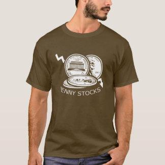 ペニー株の市場のワイシャツ Tシャツ