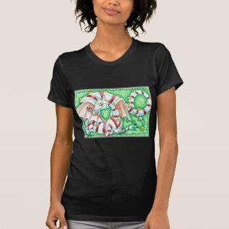 ペパーミントのドラゴン Tシャツ