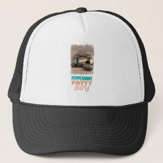 ペパーミントハンバーグ日-感謝日 キャップ