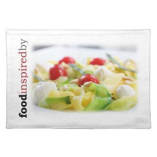 ペポカボチャの「pasta ランチョンマット