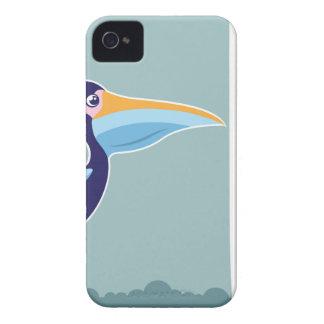ペリカンのベクトル絵色 Case-Mate iPhone 4 ケース
