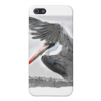 ペリカンの挨拶 iPhone 5 CASE