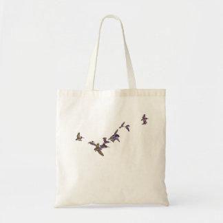 ペリカンの鳥の野性生物動物の海 トートバッグ