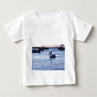 ペリカン ベビーTシャツ