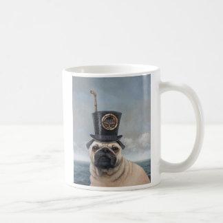 ペリスコープの上 コーヒーマグカップ