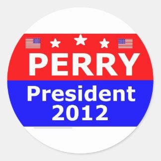 ペリー2012年は行きます ラウンドシール