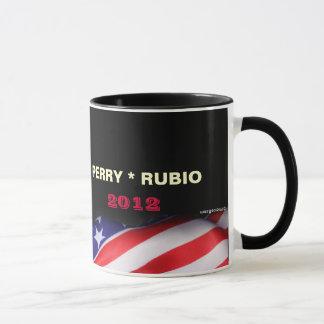 ペリー/ルビオ2012のキャンペーンマグ マグカップ