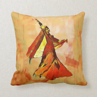 ペルシャのダンサーの枕 クッション
