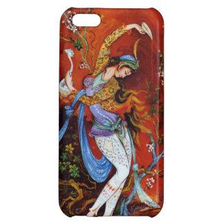 ペルシャのミニチュア踊りのニンフ iPhone5Cケース
