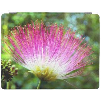 ペルシャの絹木の花のiPadカバー iPadスマートカバー