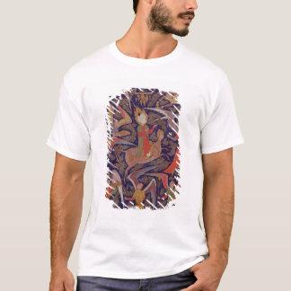 ペルシャ語予言者モハメッドの上昇 Tシャツ
