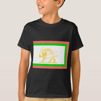 ペルシャ語Flag (1906年) Tシャツ