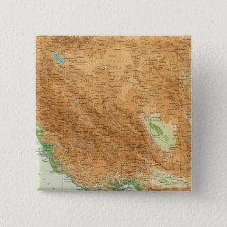 ペルシャ2 5.1CM 正方形バッジ
