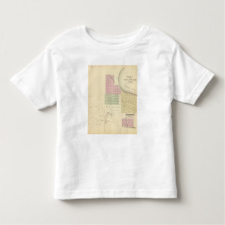 ペルーおよびマウントバーノン、ネブラスカ トドラーTシャツ