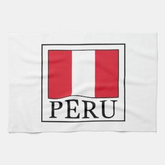 ペルー キッチンタオル
