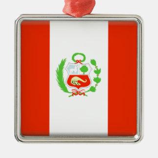 ペルー メタルオーナメント