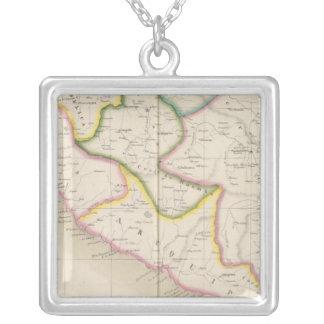 ペルー、南アメリカ20 シルバープレートネックレス