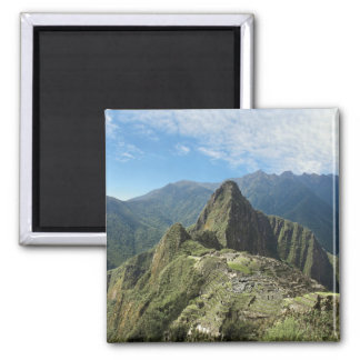 ペルー、Machu Picchuの3の古代無くなった都市 マグネット