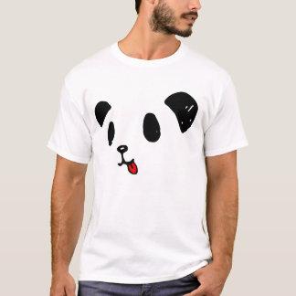 ペロリなパンダ Tシャツ