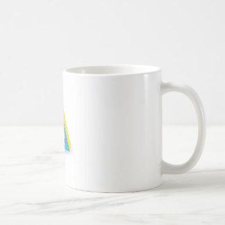 ペンのばら色の三角形 コーヒーマグカップ