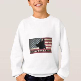 ペンの旗 スウェットシャツ