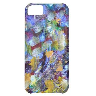 ペンキの布 iPhone5Cケース
