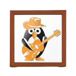 ペンギンのギタリスト ペンスタンド
