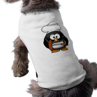 ペンギンのグリル ペット服