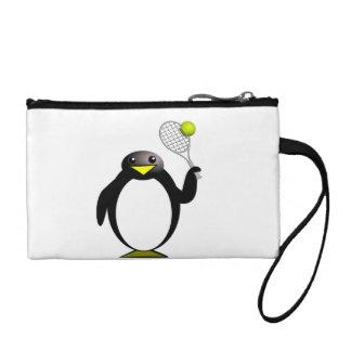 ペンギンのテニス コインパース