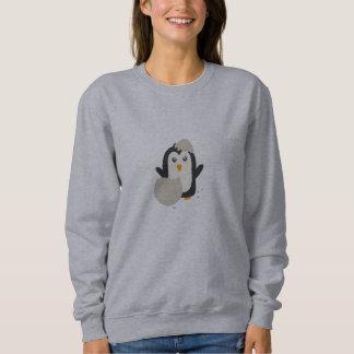 ペンギンのベビー スウェットシャツ
