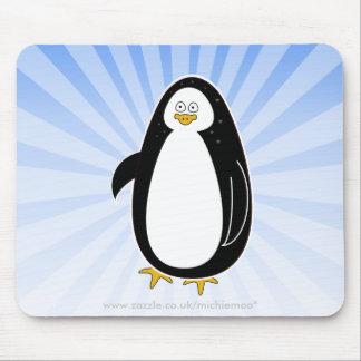 ペンギンのマウスパッド マウスパッド
