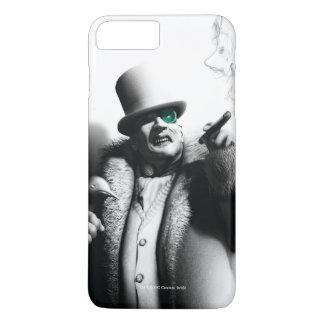 ペンギンの主芸術 iPhone 8 PLUS/7 PLUSケース