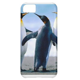 ペンギンの例 iPhone5Cケース