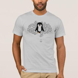 ペンギンの印 Tシャツ