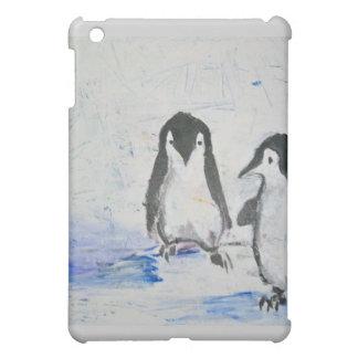 ペンギンの友人 iPad MINI CASE