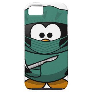 ペンギンの外科医 iPhone SE/5/5s ケース