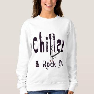 ペンギンの女性スエットシャツの石 スウェットシャツ
