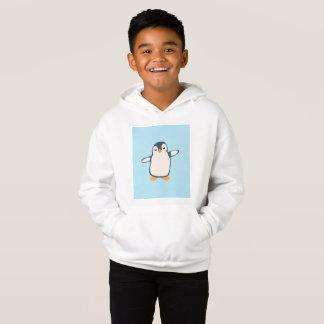 ペンギンの抱擁イラストレーション
