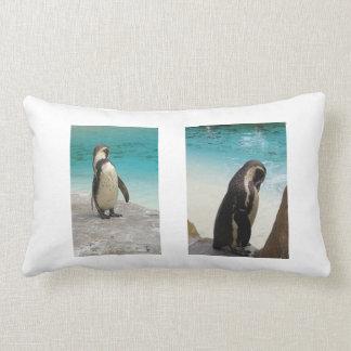 ペンギンの枕 ランバークッション