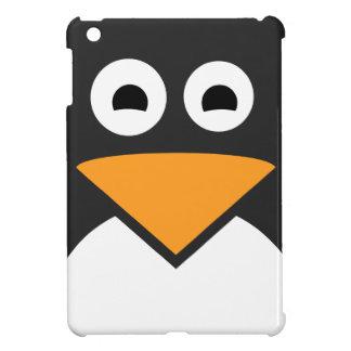 ペンギンの顔 iPad MINIケース