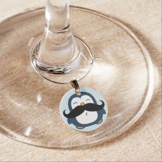 ペンギンの髭 ワインチャーム