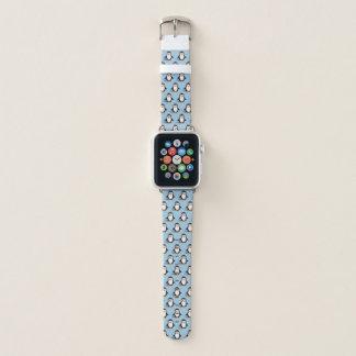 ペンギンのAppleの時計バンド Apple Watchバンド