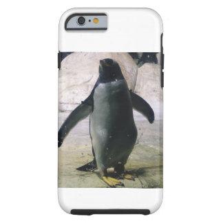 ペンギンのIphoneの場合 ケース